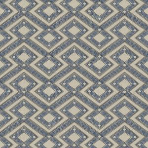SERAFINA Cobalt Fabricut Fabric