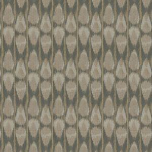 DUBAI IKAT Granite Fabricut Fabric