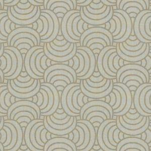 GETAWAY GEO Hemp Fabricut Fabric