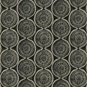 DAITER COIN Coal Fabricut Fabric