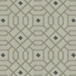 ARMONK LATTICE Seashell Fabricut Fabric