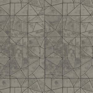 HIDDEN HILLS Charcoal Fabricut Fabric