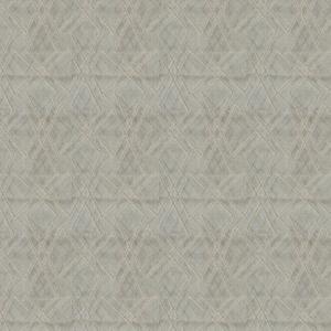FASHION GEO Oyster Fabricut Fabric