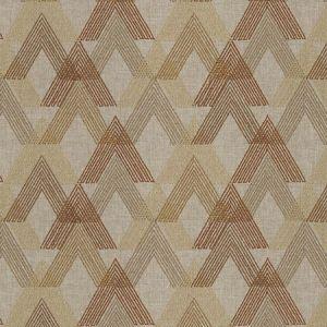 VASHEM ARROW Spice Fabricut Fabric