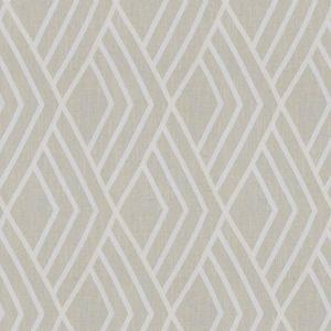 MILLAN DIAMOND Natural Fabricut Fabric