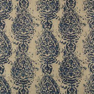 ABBESS-516 ABBESS PAISLEY Azure Kravet Fabric