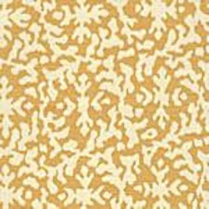 AC120T-11 LAUREL REVERSE Camel on Tint Quadrille Fabric
