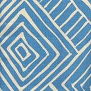 AC206-30 MELINDA French Blue onTint Quadrille Fabric