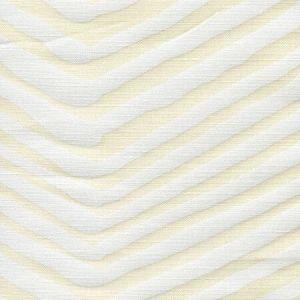 AC305-00 ZIG ZAG LARGE SCALE White on Tint Quadrille Fabric