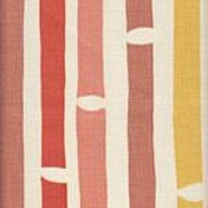 AC620-05 CANNES Multi Terra Gold Yellow Quadrille Fabric