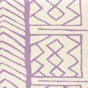 AC811-02 ARUBA II Lavender on Tint Quadrille Fabric