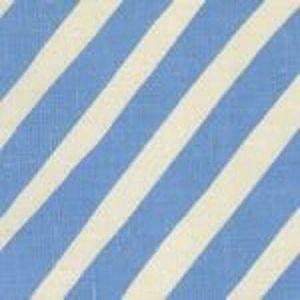 AC820-15 SILVIO French Blue on Tint Quadrille Fabric