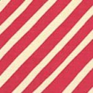 AC820-28LC SILVIO Red on Tint Quadrille Fabric