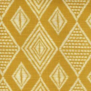 AC855-02-INCA SAFARI Inca Gold on Tint Quadrille Fabric
