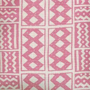 AC930-06 TIE DYE Pink Quadrille Fabric