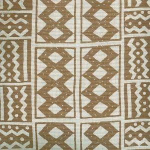 AC930-09 TIE DYE Brown Quadrille Fabric