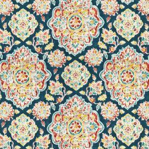 ALIYANA 3 Ocean Stout Fabric