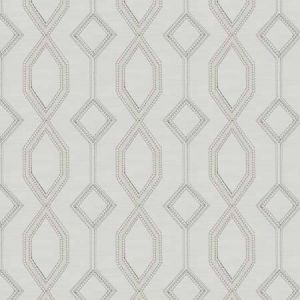 ALKALI Pewter Sheen Fabricut Fabric