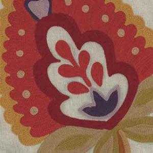AM100101-1619 ZAPOTE Multi Kravet Fabric
