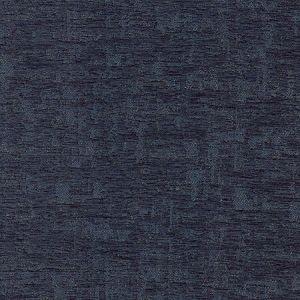 AMORITA Navy Magnolia Fabric
