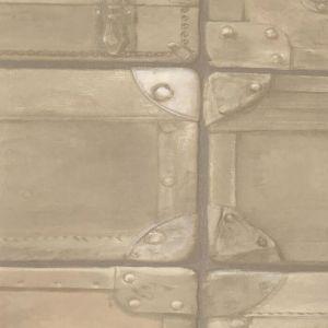 AMW10008-16 LUGGAGE Vellum Kravet Wallpaper