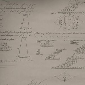 AMW10046-16 PYTHAGORAS Taupe Kravet Wallpaper