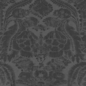 AMW10049-21 KEW Charcoal Kravet Wallpaper