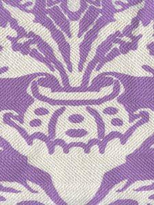 CP1040-02 ANTOINETTE Lavender on Westover Quadrille Fabric