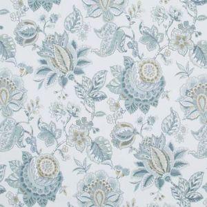 ANY TRADITION Mint Carole Fabric
