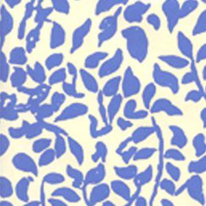 2030-04WP ARBRE DE MATISSE French Blue On Off White Quadrille Wallpaper