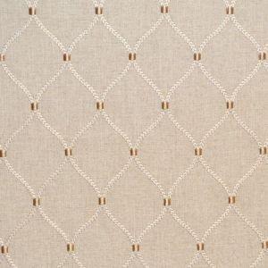 AZEROTH Linen Magnolia Fabric