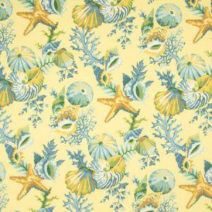 B8909 Buttercream Greenhouse Fabric