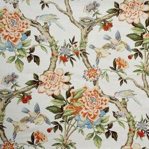 BACUZZI Spring Magnolia Fabric