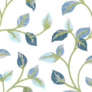 BASKING 1 Azure Stout Fabric