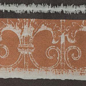 CH 04070554 ANATOLIUM Natural Bronze Scalamandre Fabric