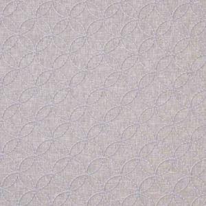 CIRCLE BACK Platinum Carole Fabric