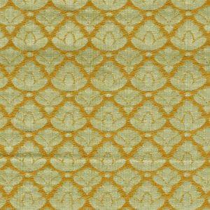 CL 0009 26714A RONDO FR Jade Gold Scalamandre Fabric