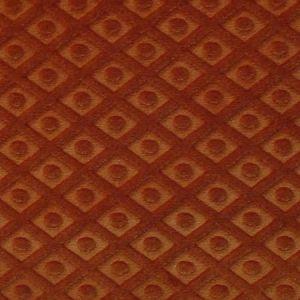 CL 0009 36434 ARGO TRELLIS Paprika Scalamandre Fabric