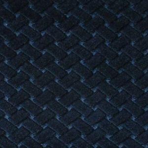 CL 0019 36433 ARGO CANESTRINO Blu Notte Scalamandre Fabric