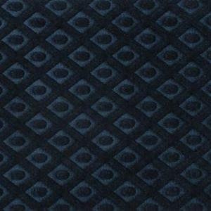 CL 0019 36434 ARGO TRELLIS Blu Notte Scalamandre Fabric