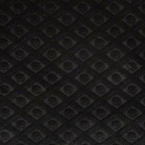 CL 0032 36434 ARGO TRELLIS Nero Scalamandre Fabric