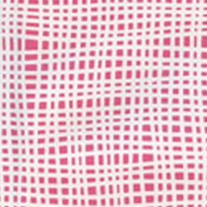 AP403-07 CRISS CROSS Watermelon On Almost White Quadrille Wallpaper