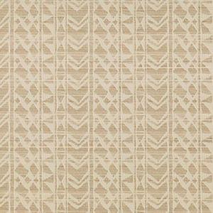 ED85318-104 BUTABU Ivory Threads Fabric