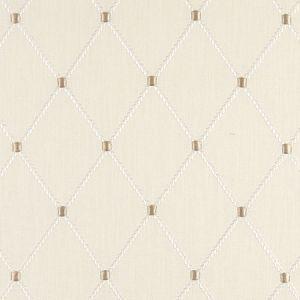 F0355/06 MARTON Natural Clarke & Clarke Fabric