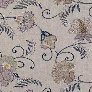 F0379/05 BUKHARA Heather Clarke & Clarke Fabric