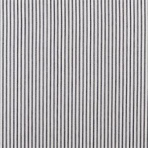 F0420/01 SUTTON Charcoal Clarke & Clarke Fabric