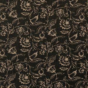 F0426/01 MARIE Charcoal Clarke & Clarke Fabric