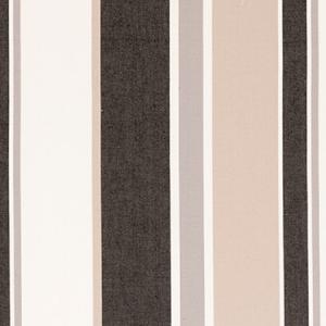 F0498/01 HARTFORD Charcoal Clarke & Clarke Fabric