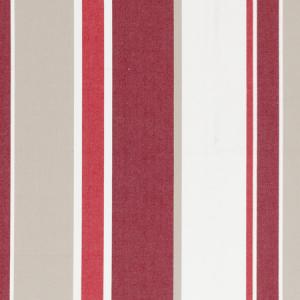 F0498/03 HARTFORD Crimson Clarke & Clarke Fabric