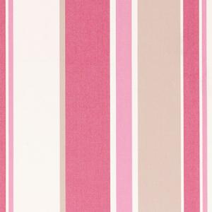F0498/07 HARTFORD Raspberry Clarke & Clarke Fabric